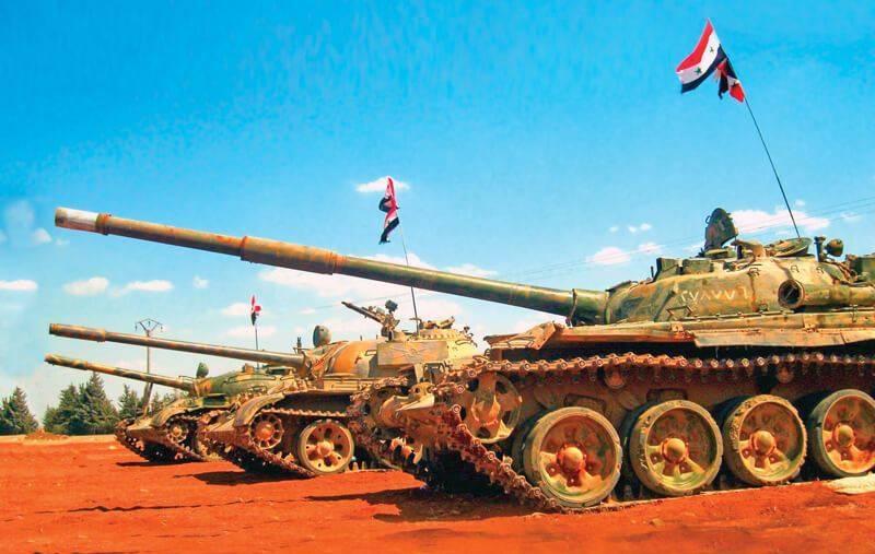 Сирийские военные захватили американские TOW и уничтожают ими боевиков