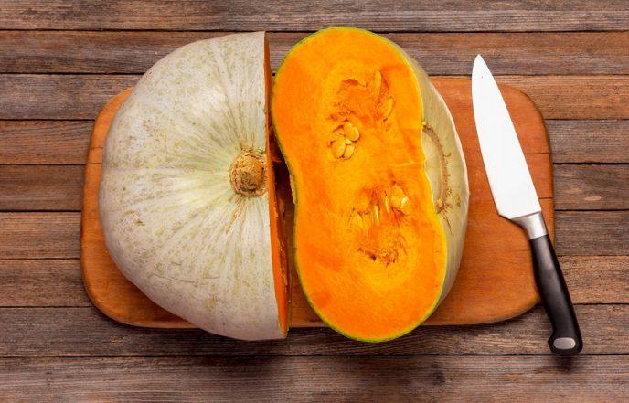 Сочный «манго» из тыквы на зиму.