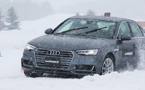 Новые зимние шины: без шипов…