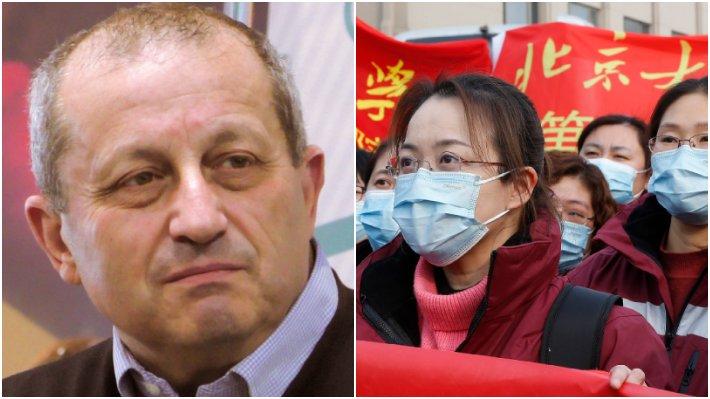 """Кедми сомневается, что коронавирус появился в КНР в результате утечки / Коллаж: ФБА """"Экономика сегодня"""""""