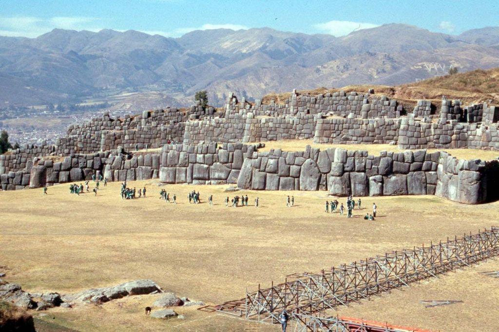 Саксайуаман. Могущественная крепость инков