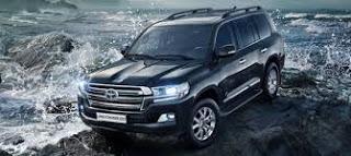 Toyota Land Cruiser/сможет ли сломаться внедорожник из Японии?