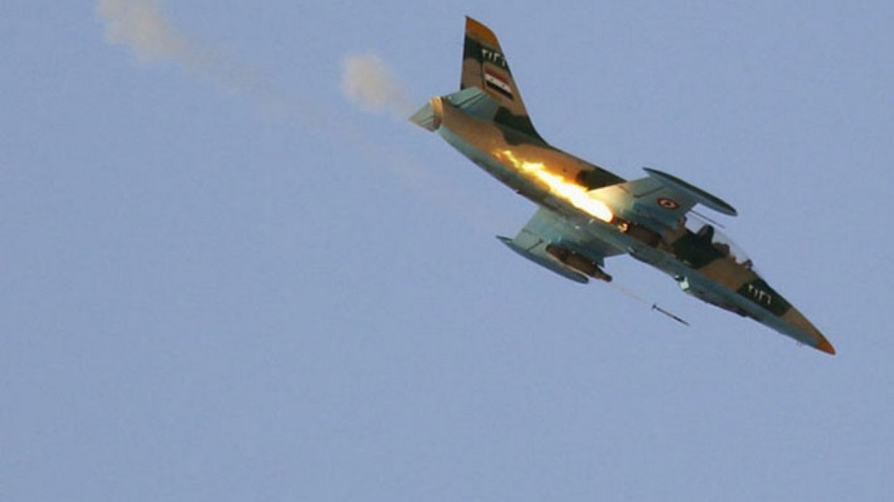 Юлия Витязева: Чья авиация ударила по Идлибу?