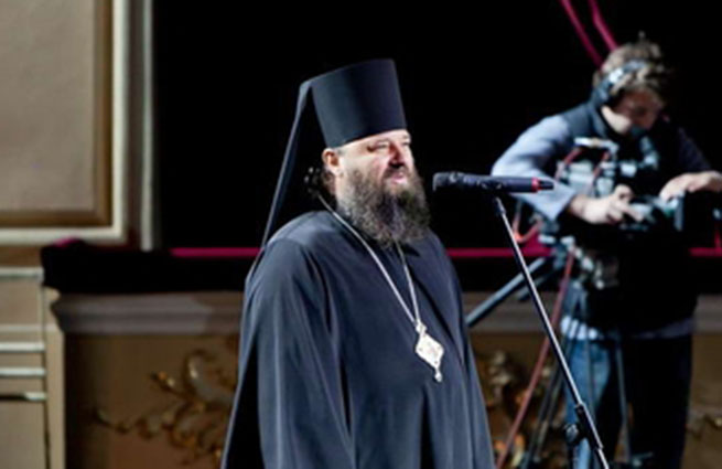 Украинский епископ проклял власти в Киеве