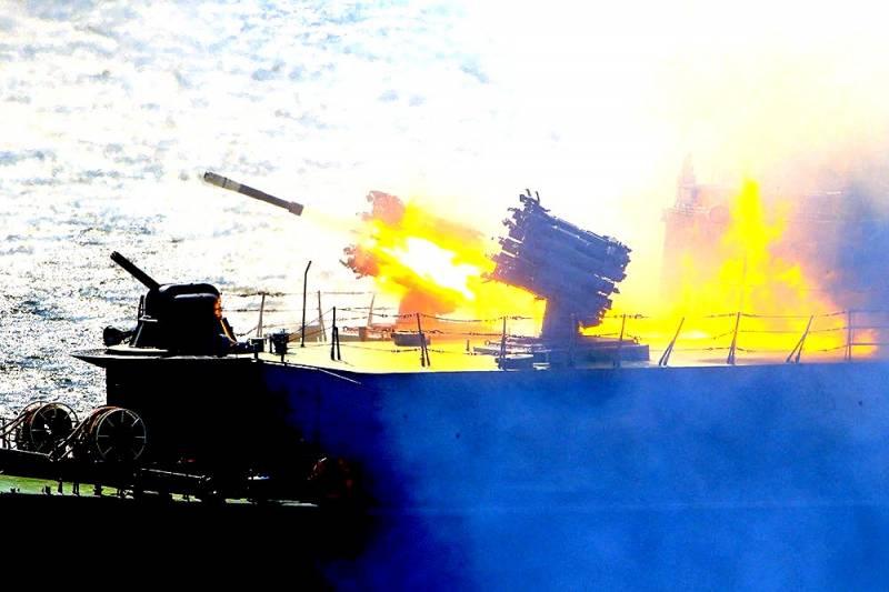 """Масштабные учения """"Кумжа-2017"""" начались в Баренцевом море"""