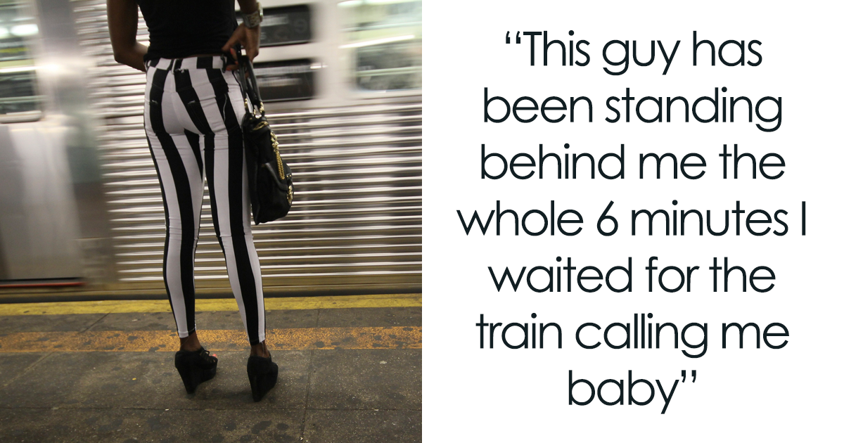Woman Shares How She Was Saved By A Stranger On A Subway, And It Will Restore Your Faith In Humanity