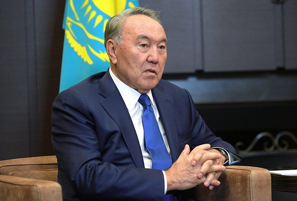 Президент Казахстана Назарба…