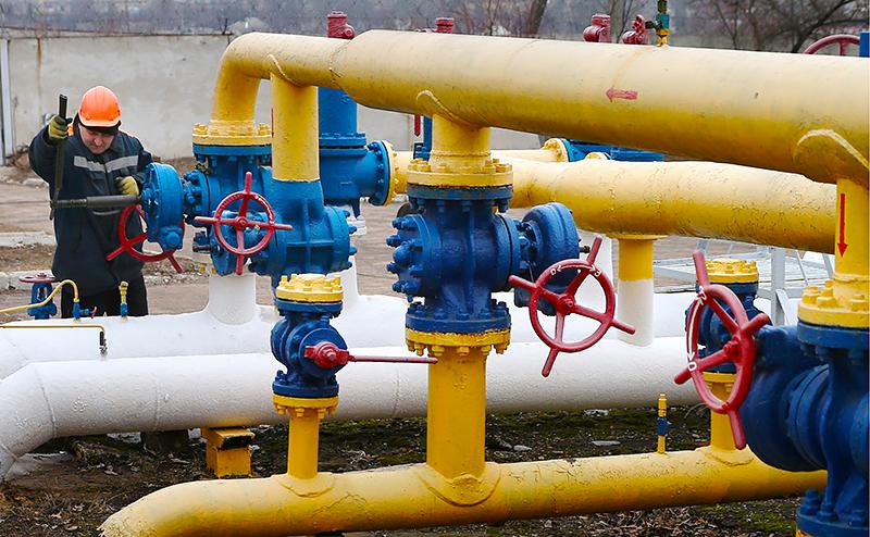 """Украина: """"Газпром"""" дорого заплатит за окно в Европу"""