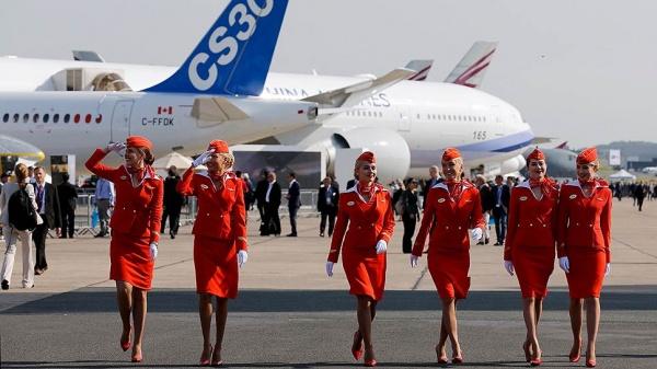 ВРоссии обнаружилось больше авиапассажиров, чем вовсей Африке