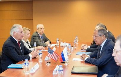 США ответят на решение России о высылке дипломатов к 1 сентября
