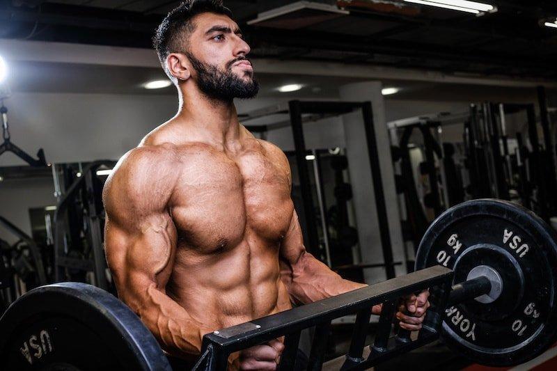 Парень похудел на 77 кг после того, как под ним треснул пол в мире, внешность, жир, люди, похудение, спорт, тело, фигура