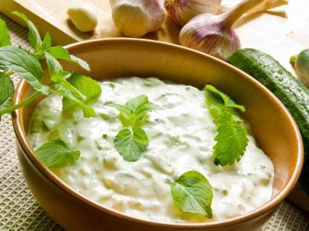 Вкуснейший огуречный соус взамен надоевшего майонеза