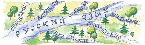 Интересные факты о русском языке и алфавите