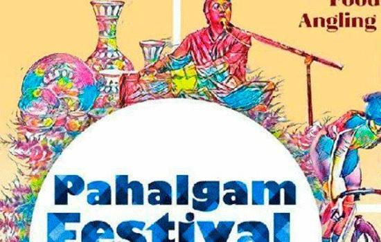 Трехдневный Фестиваль Пахалгам в Индии очаровывает местных жителей и туристов