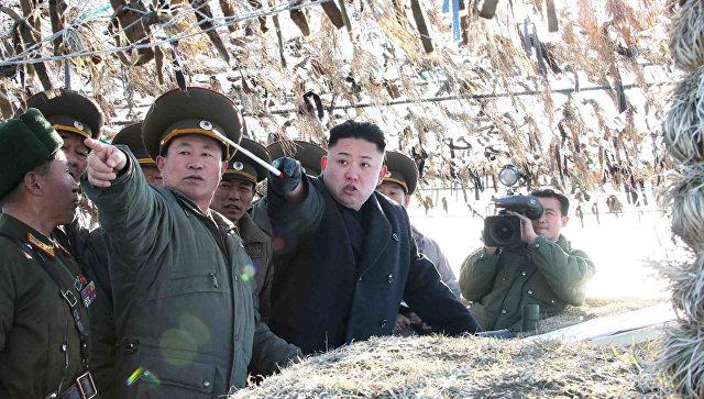 КНДР заявила о попытке покушения разведки США и Южной Кореи на Ким Чен Ына