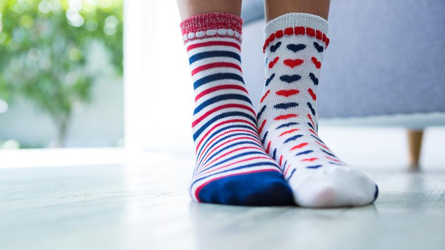 Одинокие носки