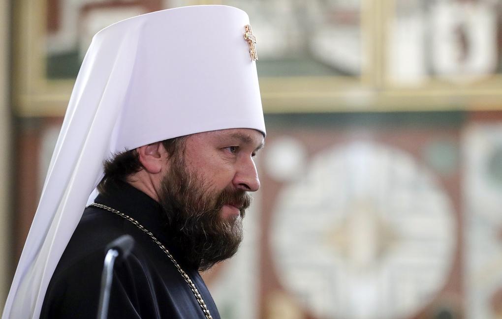 В РПЦ заявили, что не признают верховенство юрисдикции патриархата Константинополя