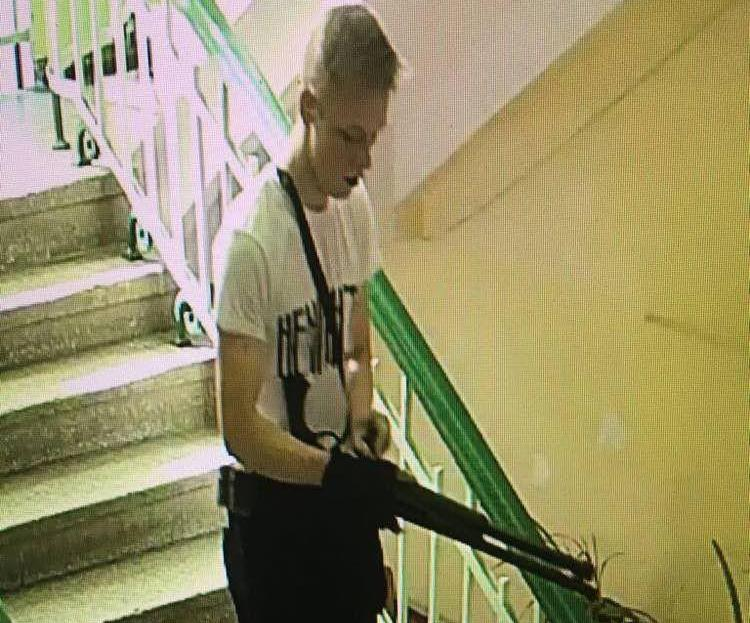 Керченский убийца действовал…