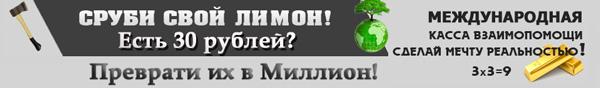 SrubiMillion.ru - Сруби свой миллион!