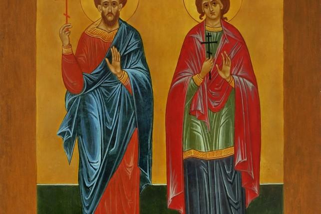День мучеников Сергийя и Вак…