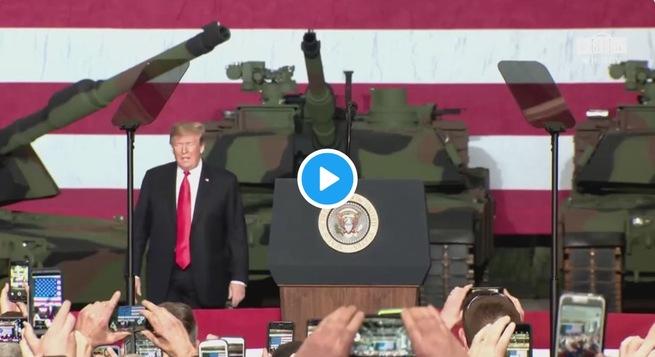 Трамп: США потратят $6 млрд …