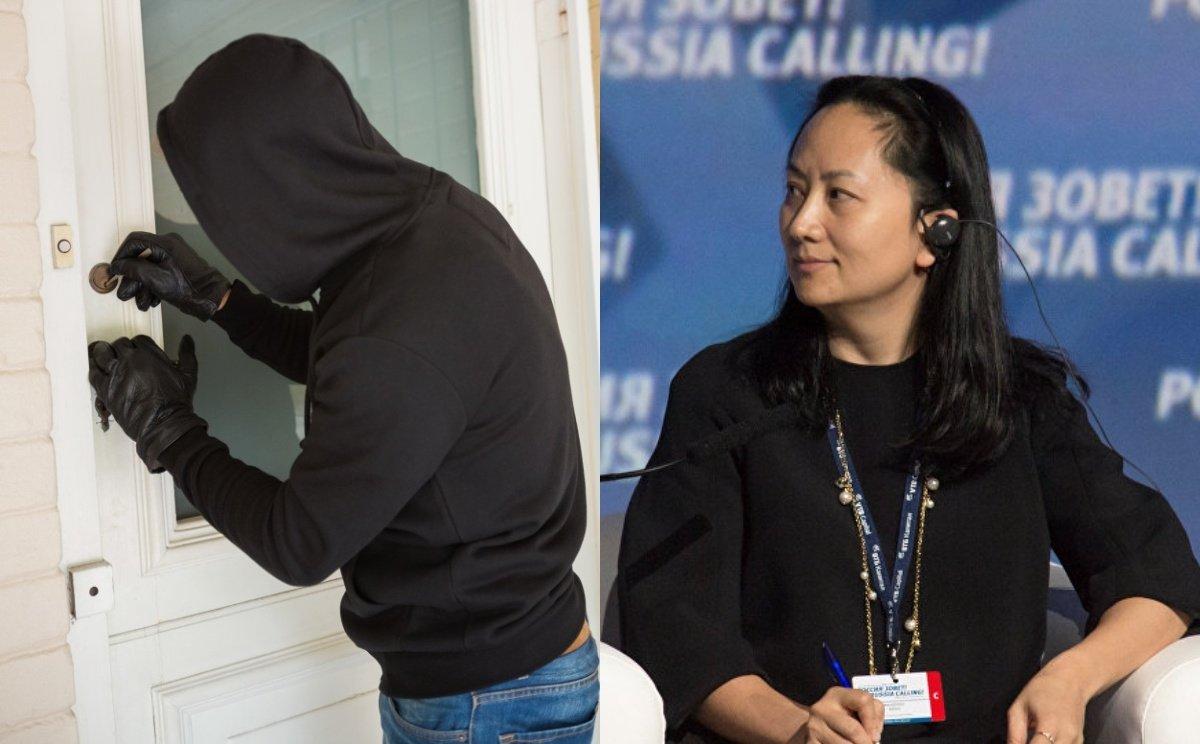 В Ванкувере неизвестные попытались попасть в дом мужа задержанной сотрудницы Huawei