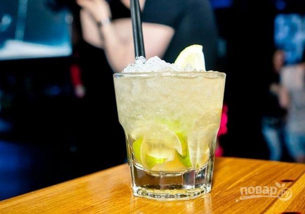 «Каперини» коктейль