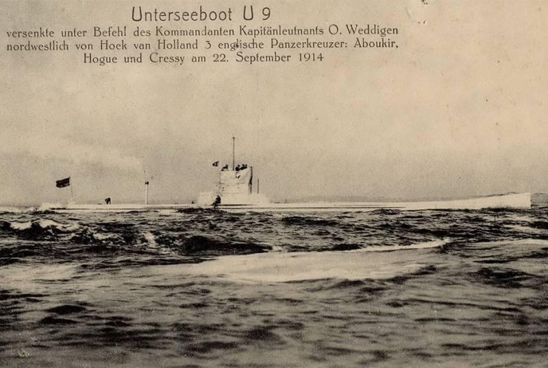 Побоище как становление класса подводных лодок
