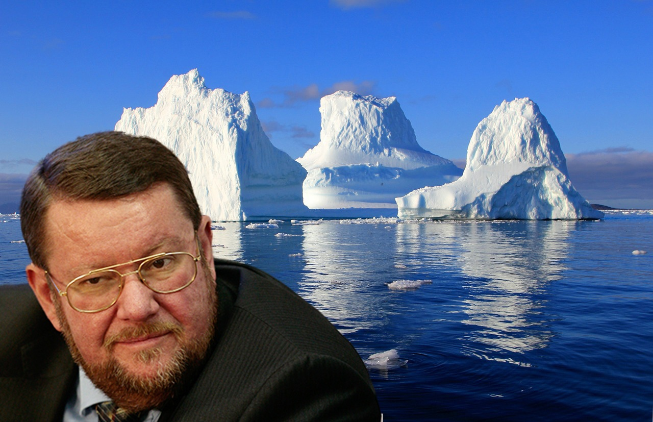 Евгений Сатановский: Поговорим для разнообразия не о нефти и коронавирусе, а о ледниках. Которые тают. И в Гренландии, и в целом в Арктике. И в Антарктиде