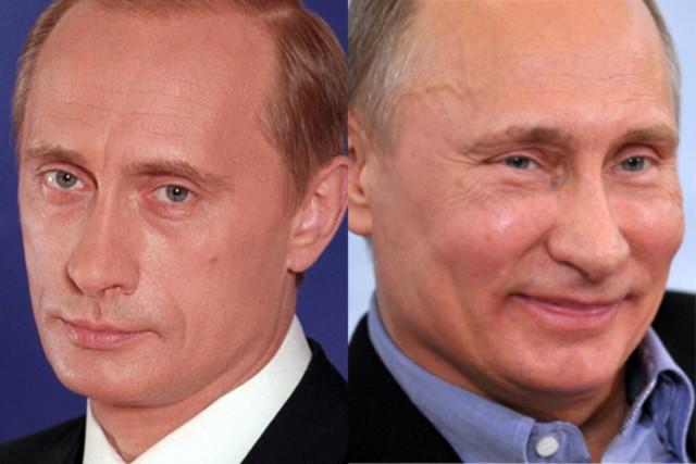 Старый и Новый Путин или про…