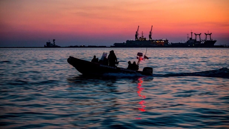 В Крыму предостерегли киевские власти от провокаций в Азовском море