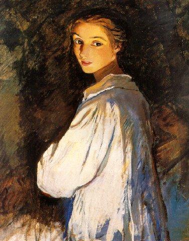 Зинаида Евгеньевна Серебрякова  (1884-1967)