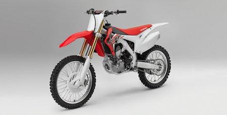 Honda CRF250R: большое обновление - Фото 1