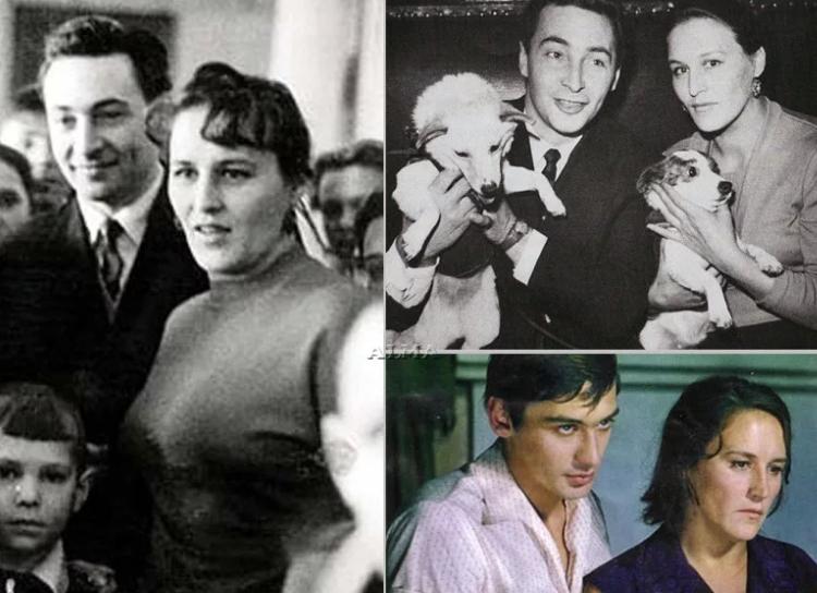 Кем стал единственный наследник легендарной Нонны Мордюковой внук Владимир
