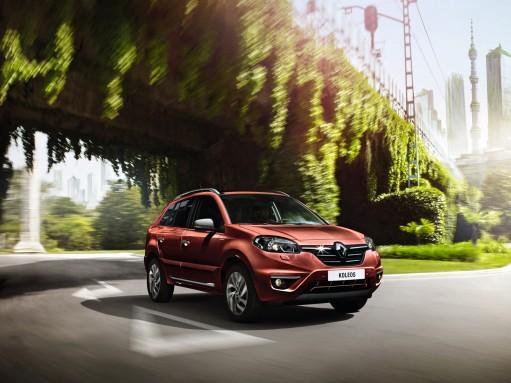 Начались продажи новой версии Renault Koleos