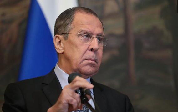 Лавров рассказал, зачем Киев устроил провокацию в Черном море