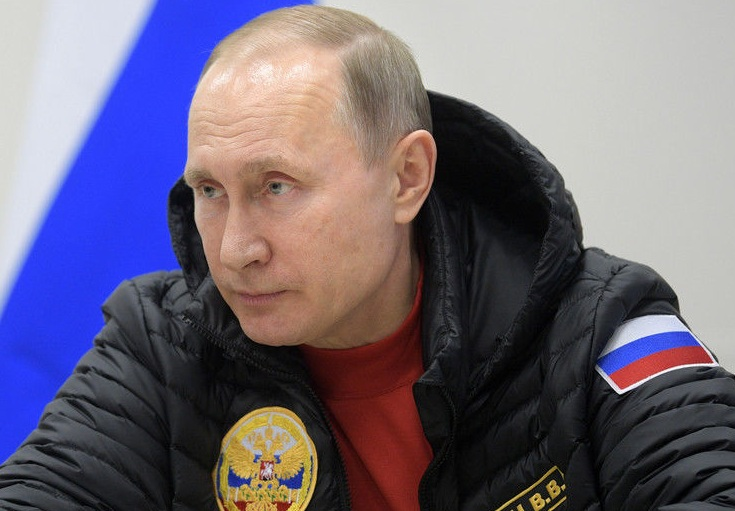 Путин заявил об атаке: «росс…