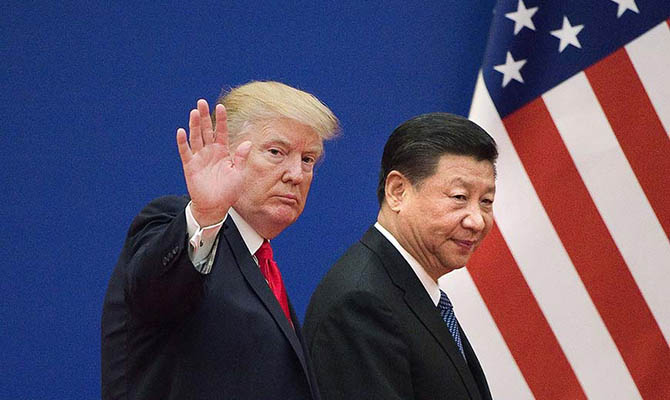 Китай отменил переговоры с Соединенными Штатами