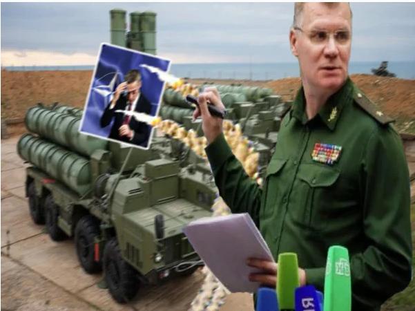 Россия ответила на ультимату…