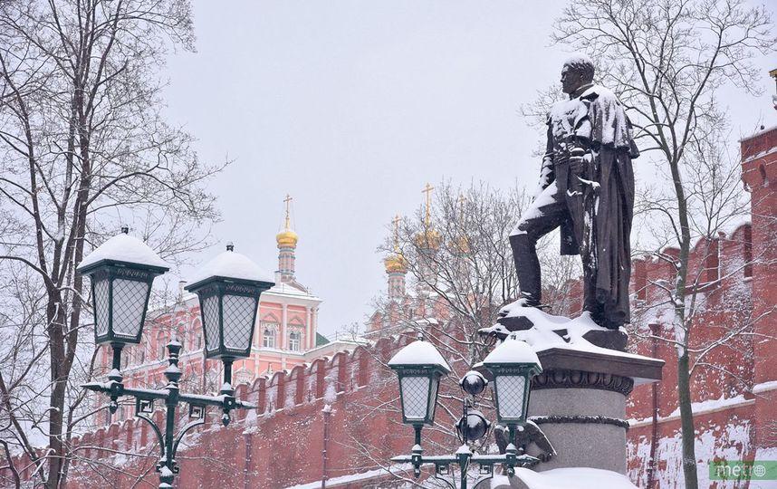 Москва готова к непогоде