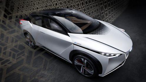 Nissan представил концепт будущего: новый электрокроссовер на базе Leaf