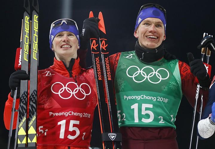 Российские спортсмены на Олимпиаде 21 февраля завоевали две медали