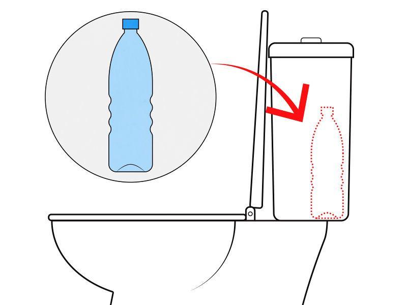 Хитрость, как существенно уменьшить счёт за воду