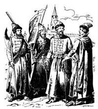 ЗАБЫТОЕ СРАЖЕНИЕ (Битва при Молодях 29 июля - 3 августа 1572 года)