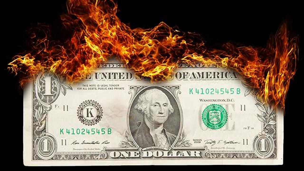 В возможном крахе доллара уже назначен виновный