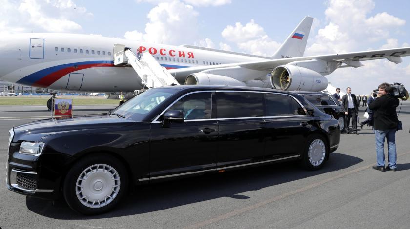 Мотор президентского авто сделают авиационным