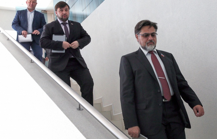 Украина пошла против Германии на переговорах в Минске