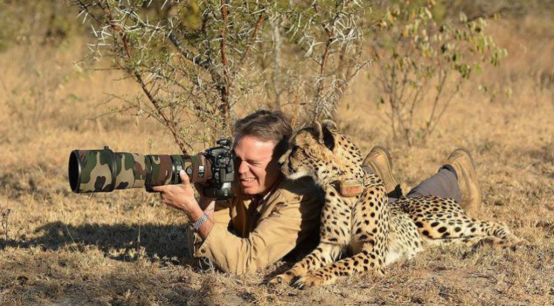 Почему фотограф дикой природы — лучшая работа на свете
