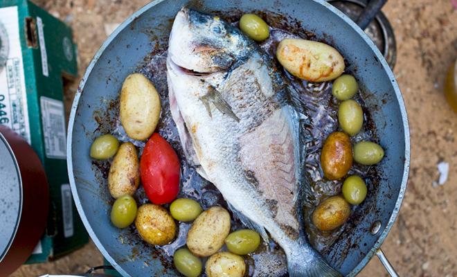 Речная рыба: как сделать чтобы было вкусно