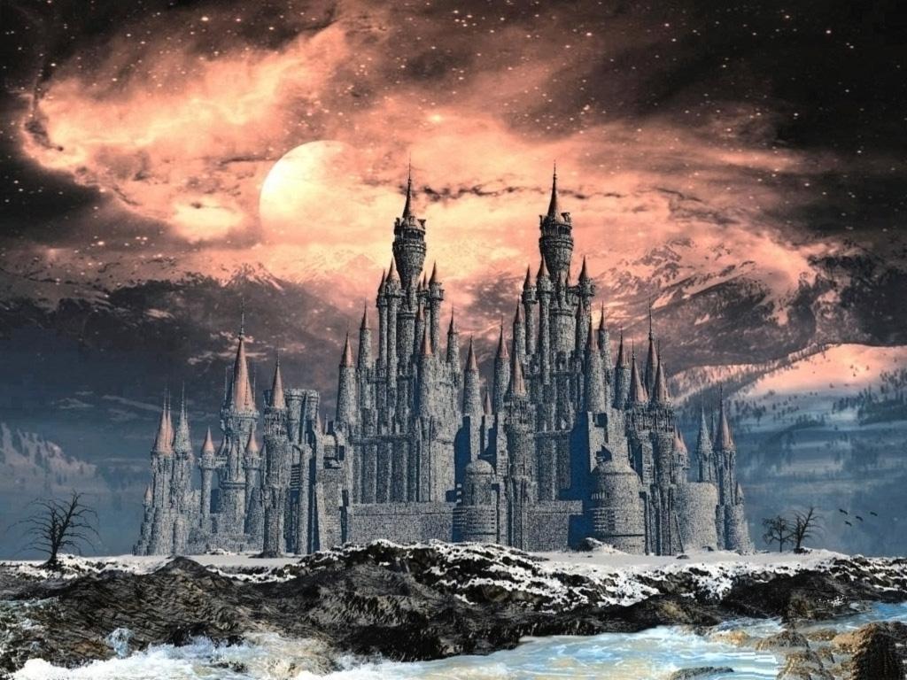 Замок Серого мира